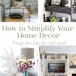 Simplify Home Decor Pinterest Green