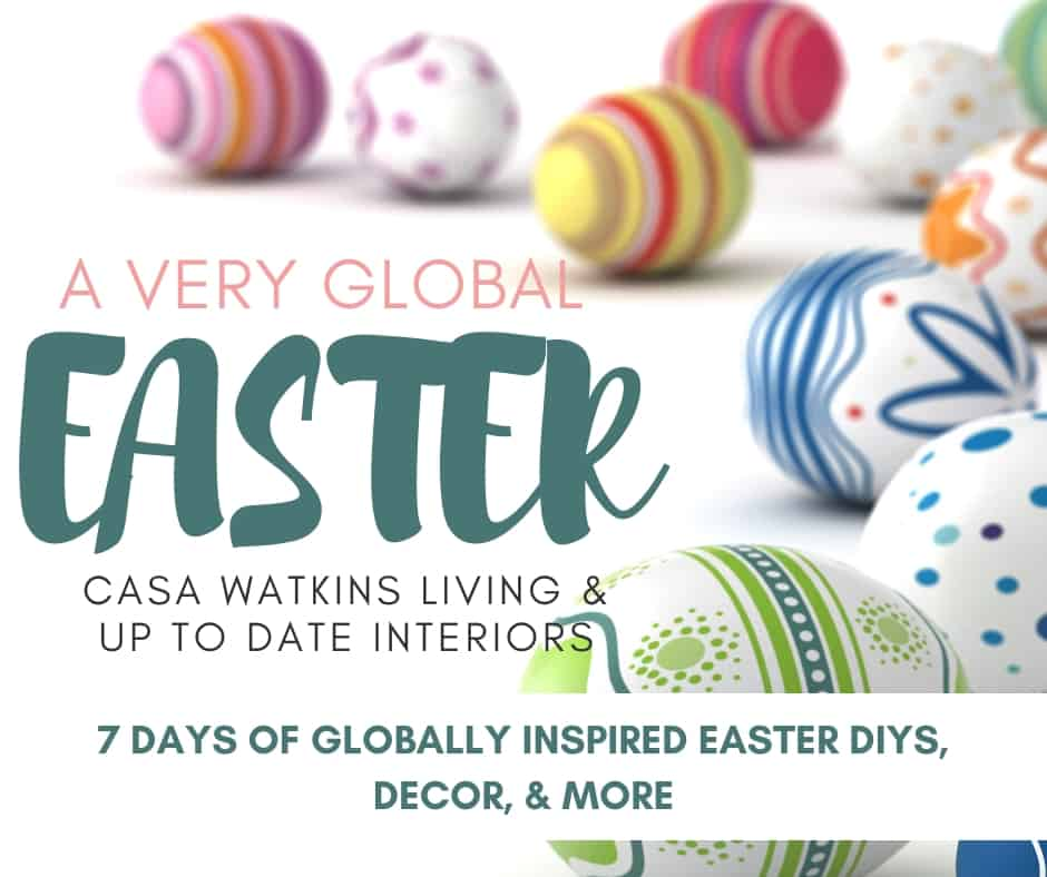 Very Global Easter 2020 Sidebar