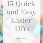 15 Easter Diy Pinterest Purple Pink