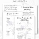 Checklists Spring Pinterest Purple