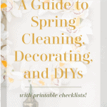 Guide Spring Pinterest Yellow