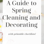 Guide To Spring Pinterest Black