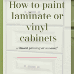 Paint Cabinets Pinterest Green