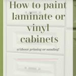 Paint Cabinets Pinterest Green