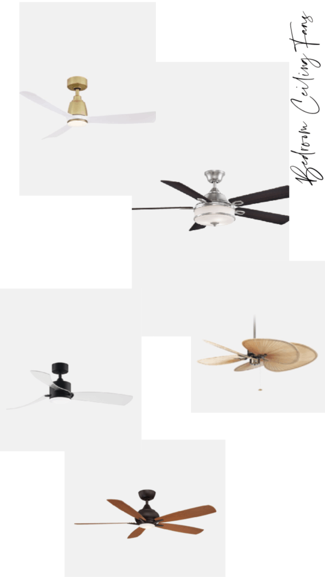 Fanimation Best Ceiling Fans For Bedrooms