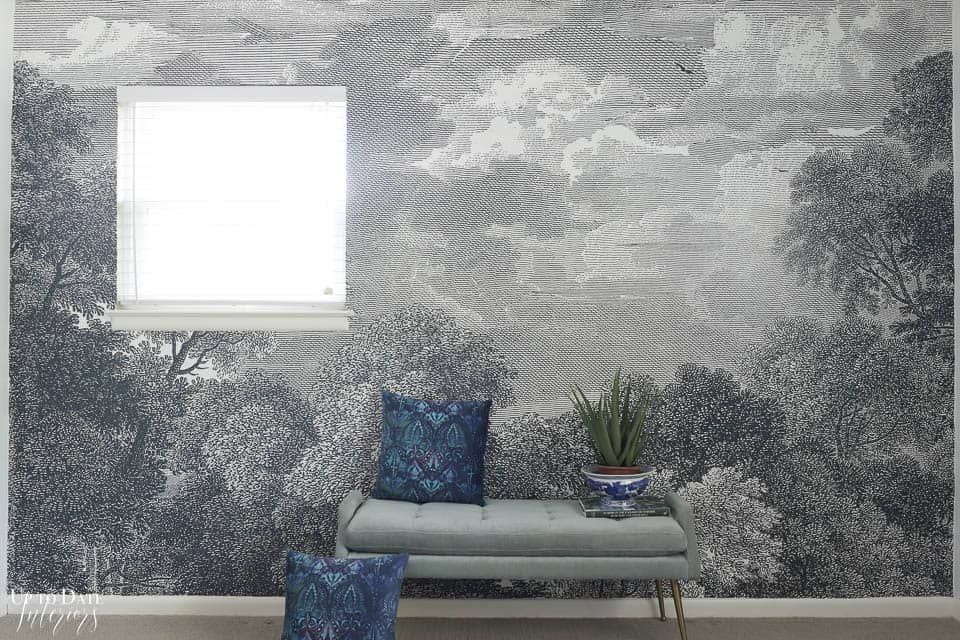 How To Hang Prepasted Wallpaper Edited 3