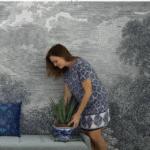 How To Hang Prepasted Wallpaper Pinterest Black