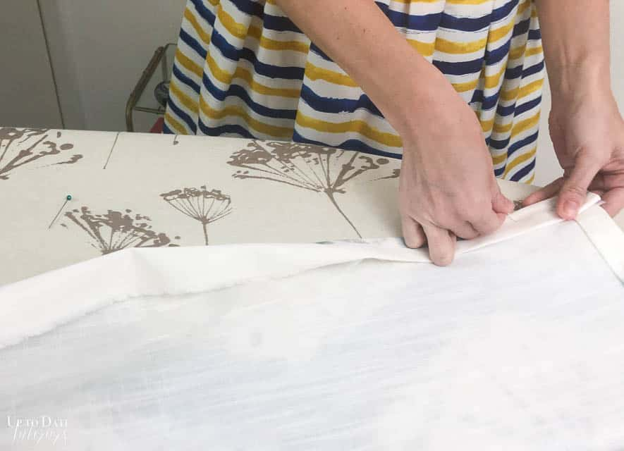 How To Make Curtains Without Sewing Edited 2