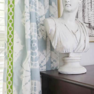 How To Make Curtains Without Sewing Edited 7