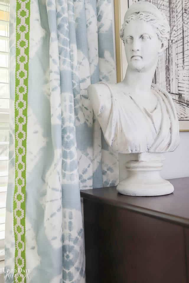 Custom Curtains Without Sewing