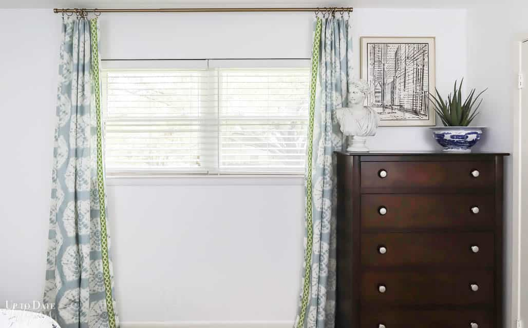 How To Make Curtains Without Sewing Edited 8