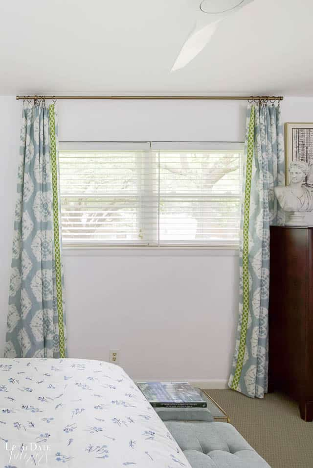 How To Make Curtains Without Sewing Edited 9