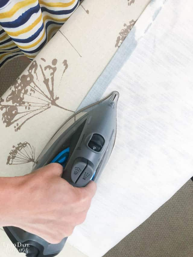How To Make Curtains Without Sewing Edited