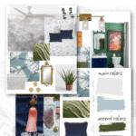 Mood Boards Pinterest Green
