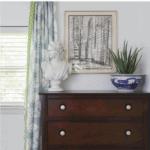 Custom Window Treatments Pinterest Blue