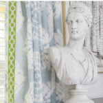 How To Make Custom Curtains Without Sewing Pinterest Black