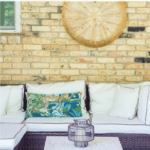 Ideas For Eclectic Outdoor Living Space Pinterest Blue