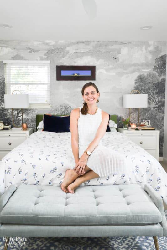 Parisian Style Bedroom Watermark 11