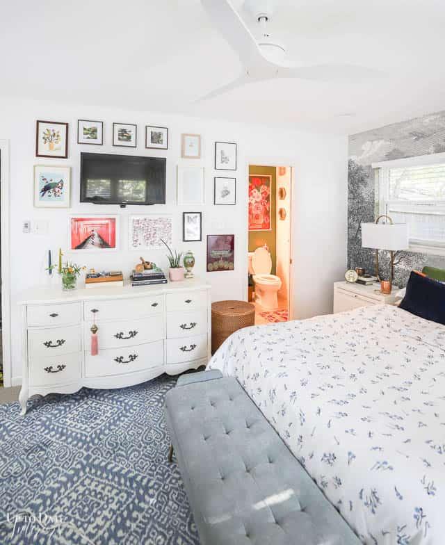 Parisian Style Bedroom Watermark 14
