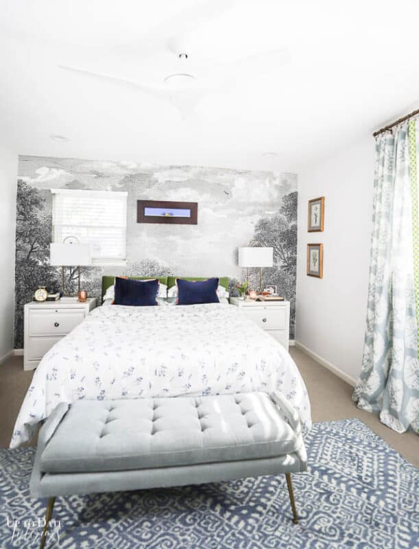 Parisian Style Bedroom Watermark 24