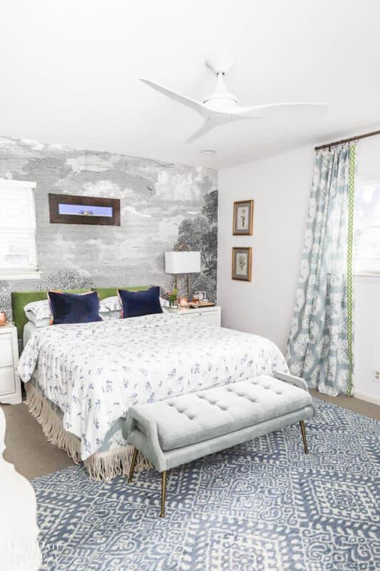 Parisian Style Bedroom Watermark 30