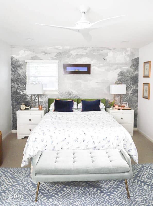 Parisian Style Bedroom Watermark 31