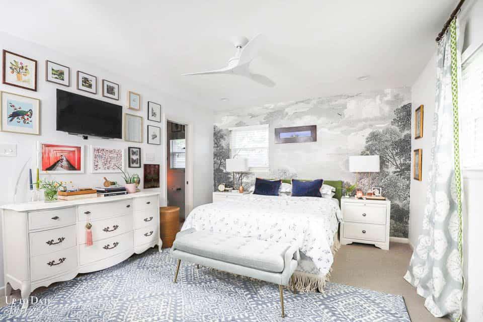 Parisian Style Bedroom Watermark 33