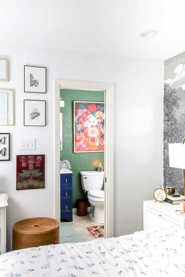 Parisian Style Bedroom Watermark 34