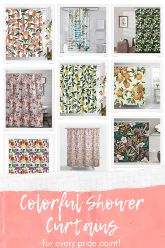 Shower Curtains Sample