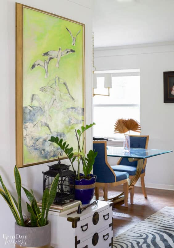 Eclectic Home Tour Watermark 33