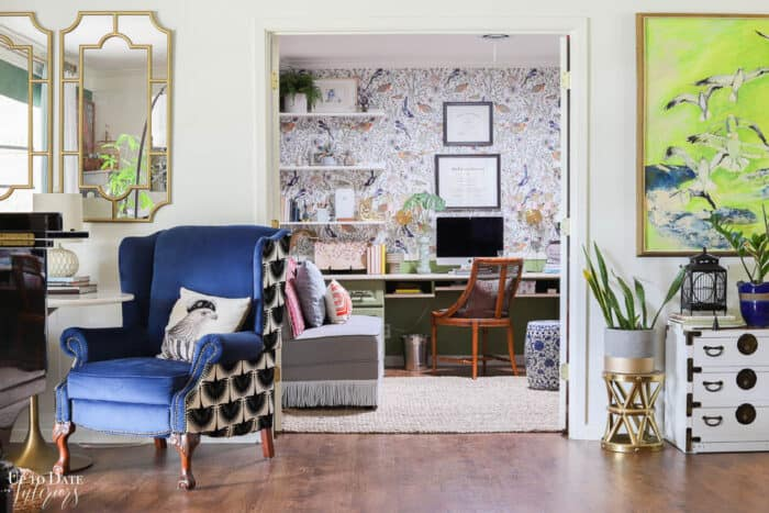 Eclectic Home Tour Watermark 5