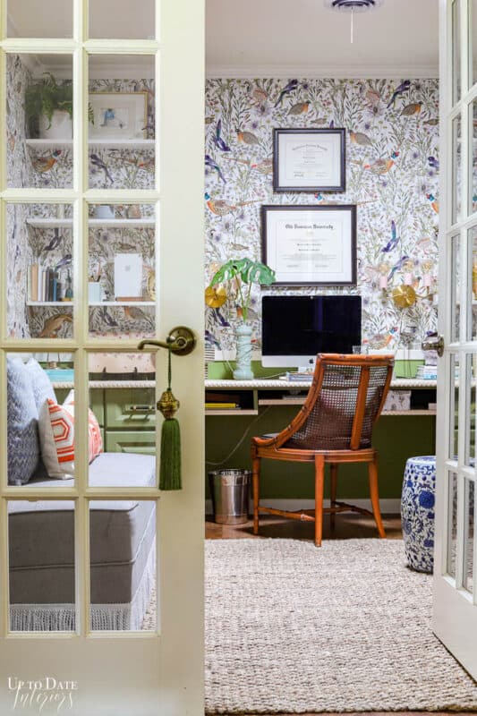 Eclectic Home Tour Watermark