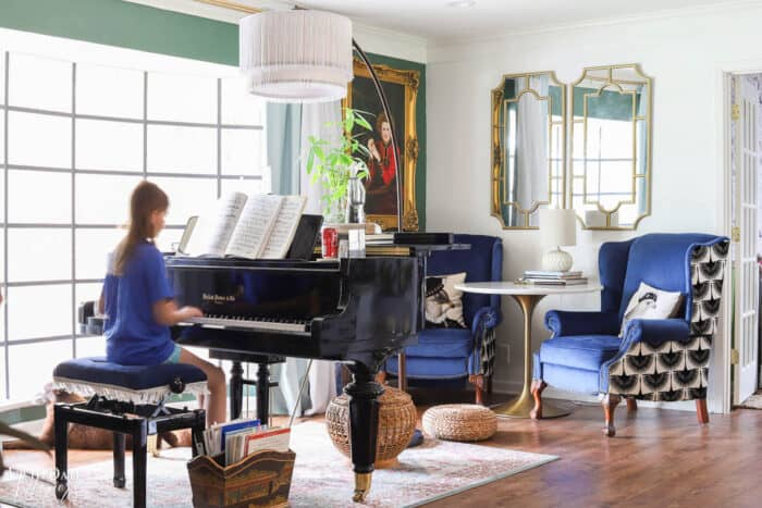 Eclectic Home Tour Watermark 8