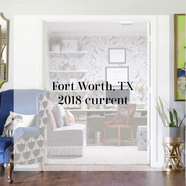 Fort Worth Home Graphic