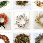 Wreath Store Pinterest