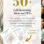 50+ Fall Page Pumpkins Pinterest