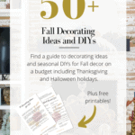 50+ Fall With Free Printables Pinterest