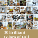 Brilliant Colors Of Fall Home Tours (1)