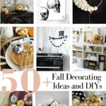 Fall Landing Page Halloween Pinterest