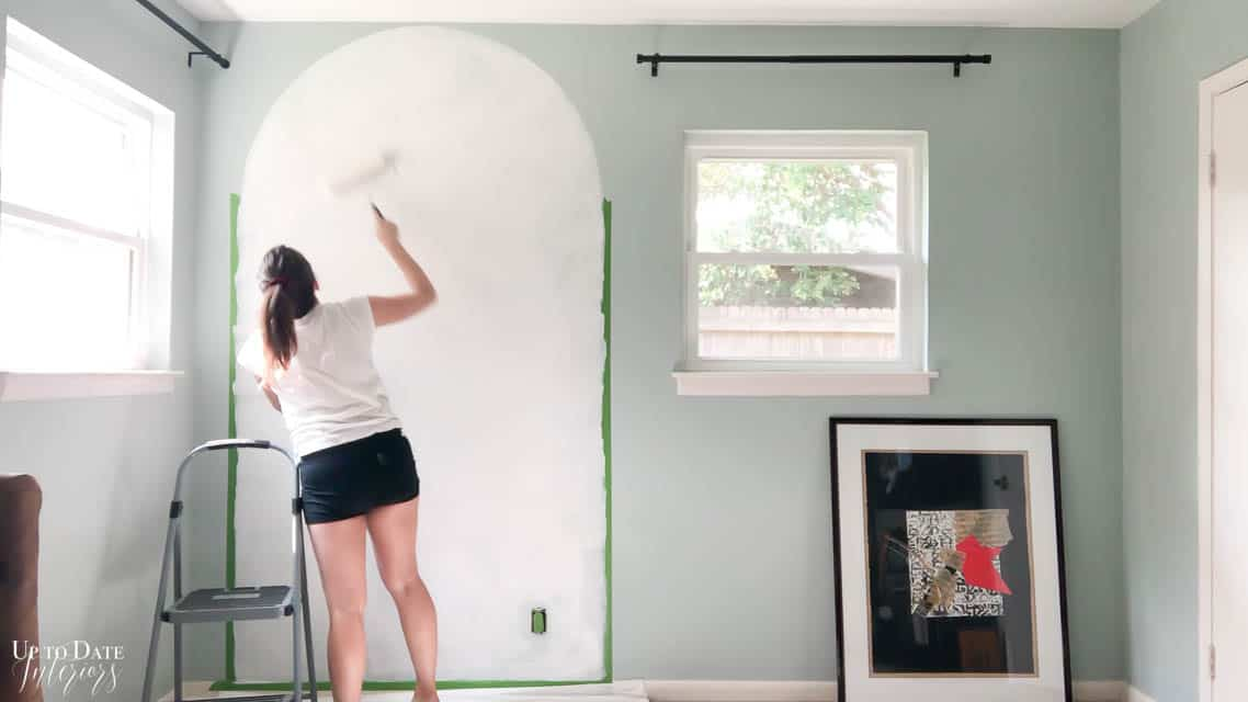 How To Paint An Arch Accent Wall Resized Wm 18