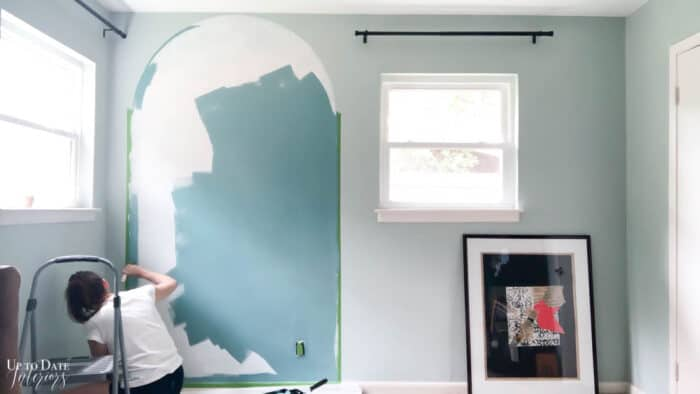 How To Paint An Arch Accent Wall Resized Wm 21