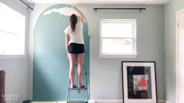 How To Paint An Arch Accent Wall Resized Wm 22