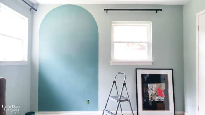 How To Paint An Arch Accent Wall Resized Wm 23
