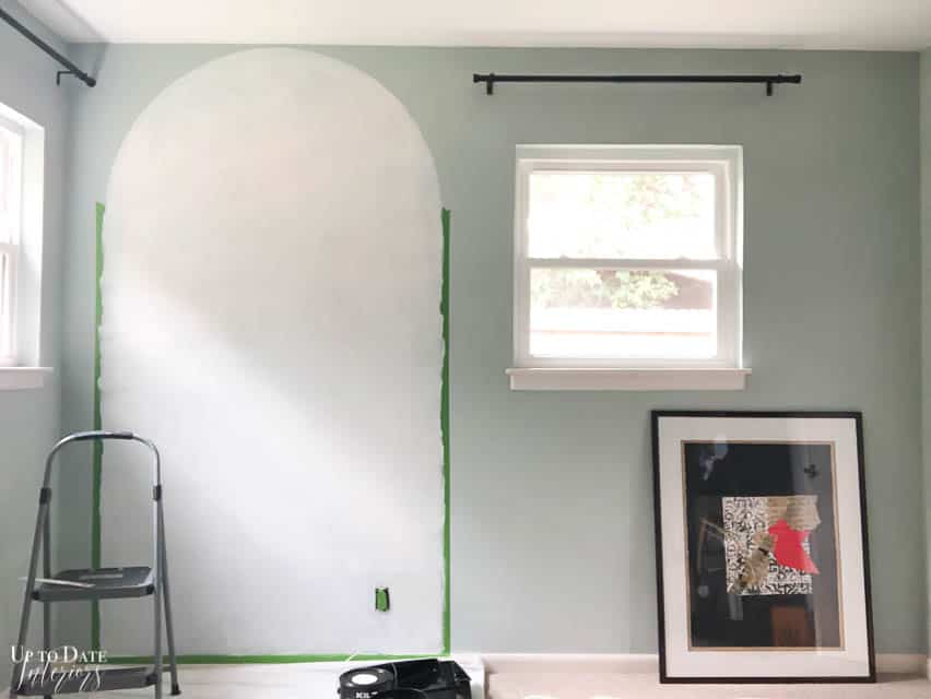 How To Paint An Arch Accent Wall Resized Wm 3