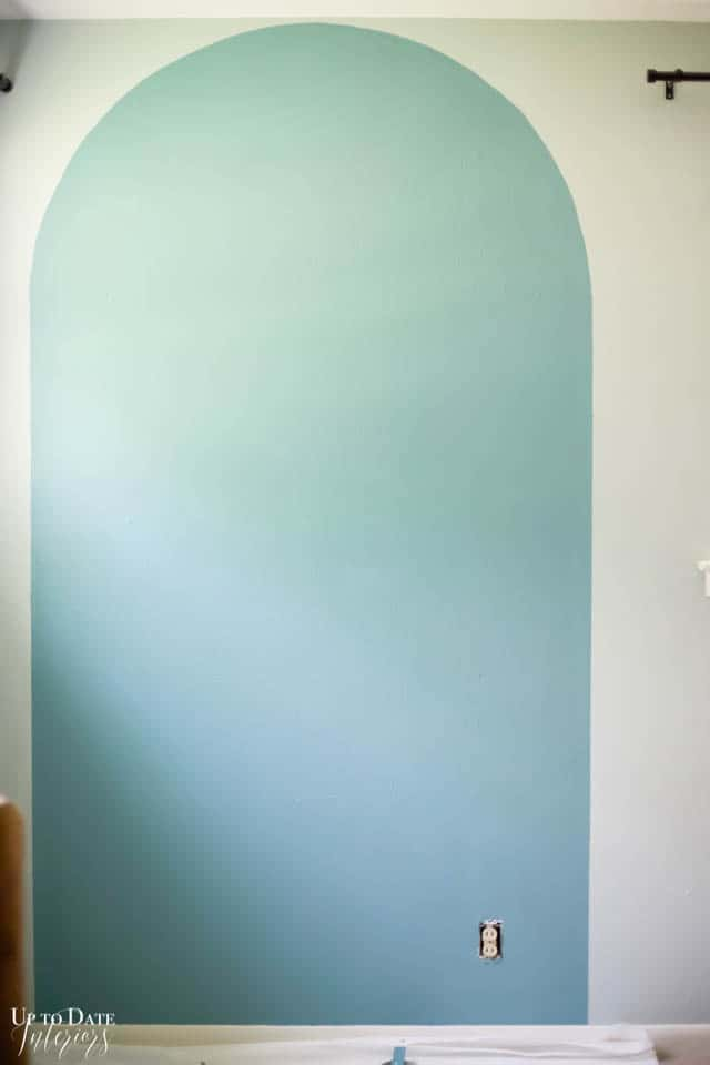 How To Paint An Arch Accent Wall Resized Wm 4