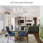 How To Divide A Living Room Dining Room Combo Pinterest