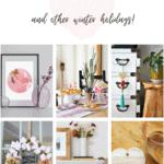 Christmas Pillar Page Pinterest Six