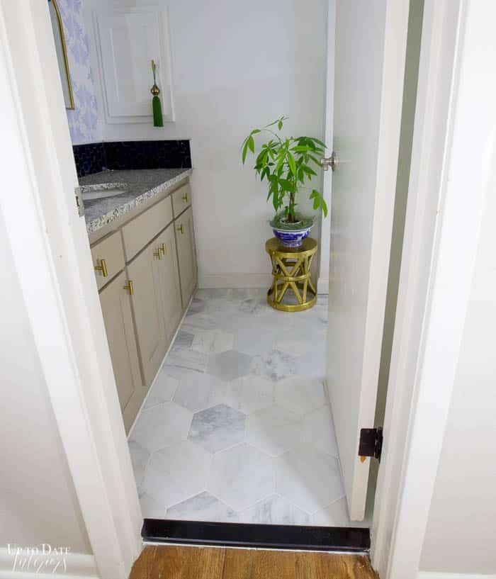 Marble Bathroom Reveal Full Resized Watermark 2