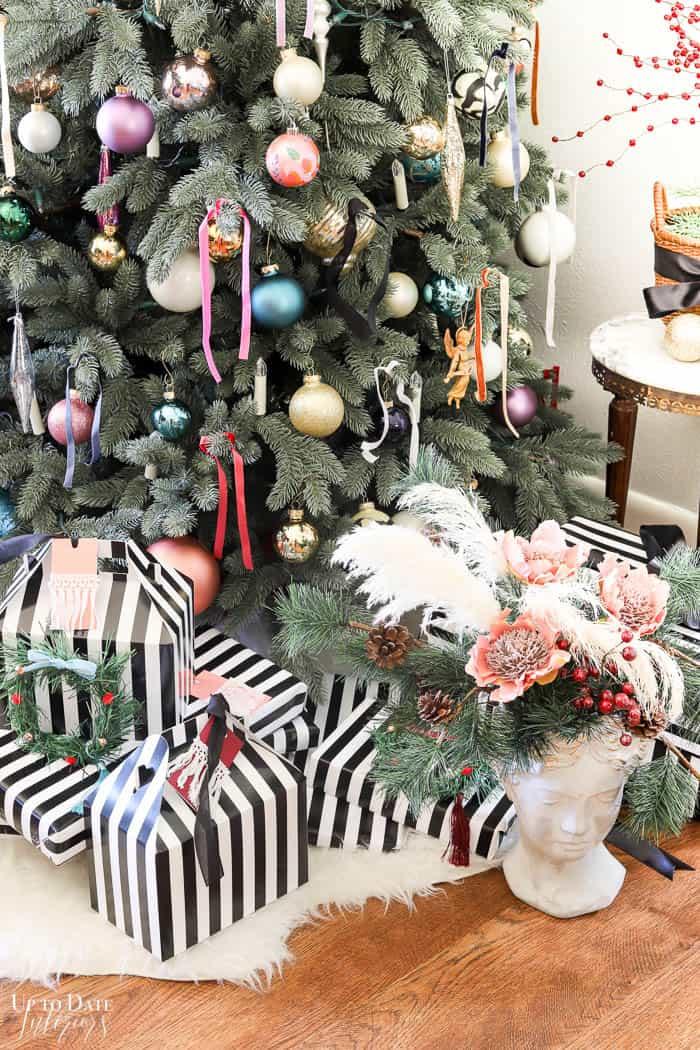 Modern French Bohemian Christmas Tree Resized Watermark 18
