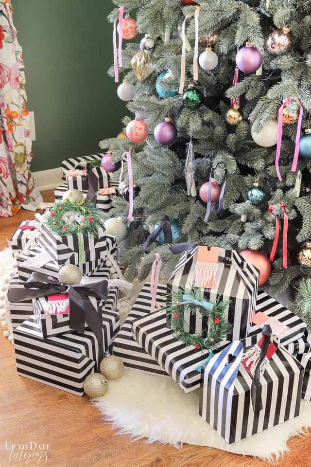 Modern French Bohemian Christmas Tree Resized Watermark 7